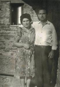 I fondatori: Santo e Sarina
